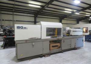 Toshiba Isg190 Injection moulding machine
