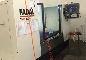 Fadal Vmc-4020