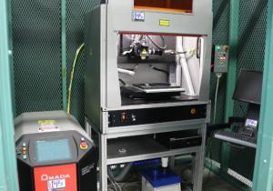 Amada Lf500A-Mm micro laser welder