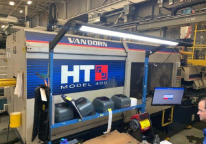 Van Dorn 400Ht-1920 Injection moulding machine