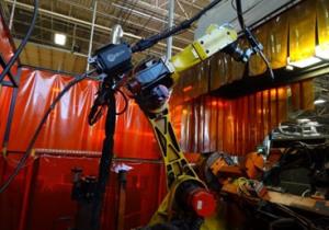Fanuc Arcmate 100I 6-Axis Robot