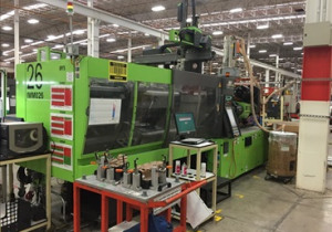 Engel E-Motion 200 Injection Molder
