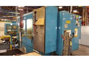 Bourn & Koch 200H Series Ii Cnc Horizontal Gear Hobber