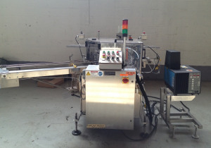 MGS SideWinder Glue and Apply Outserting Machine