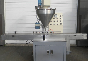 All-Fill Automatic powder filler