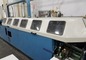1994 Wohlenberg CITY 5000 WITH 3-KNIFE TRIMMER Perfect Binder