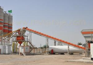 MVS Proje Ltd. Şti. MVS 130S STATIONARY CONCRETE BATCHING PLANT