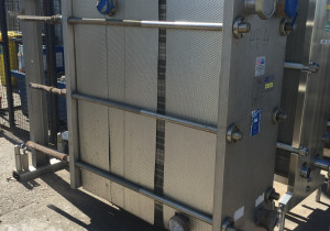 Used APV SR6 410 Multi Stage Heat Exchanger