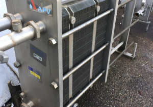 APV SR20A Stainless Steel Heat Exchanger