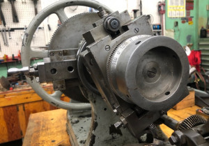 LIENHARD ENGINE TURNING AND BROCADING MACHINE OVAL ATTACHMENT