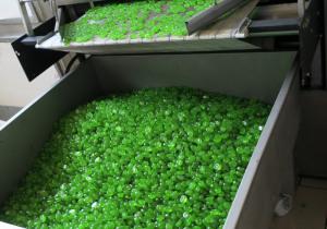 Caramel candy production line, Winkler & Dunnebier