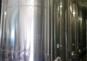 Storage tank, flat bottom tank  27.000 liter