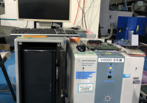 Agilent Verigy V4000 testers
