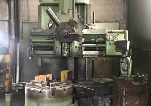 Dorries Vertical Turret Lathe (VTL Machine)