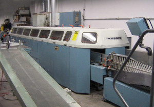 1989 Wohlenberg VARIO S20 Perfect Binder