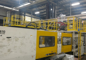 Toshiba - ISGS-610-WV10-59 Injection molding machine