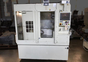 Fuji Ans-31P Cnc Turning Center For Sale