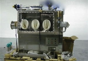 POWDER SYSTEMS LIMITED ISOLATOR, S/S