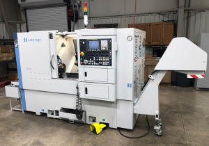 Hardinge Gs-51Ms Cnc Turning CenterWith Live Tooling And Sub-Spindle