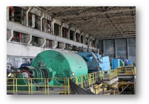 Steam Turbine LMZ Russia ПТ 60-90/13 60MW