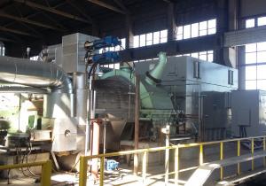 Steam Turbine SIEMENS SST-600 58MW