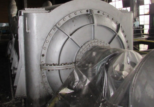 Steam Turbine KTZ Russia ПТ 25-90/10 25MW