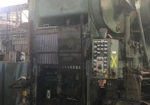 VERSON 200-B2-48 eccentric press