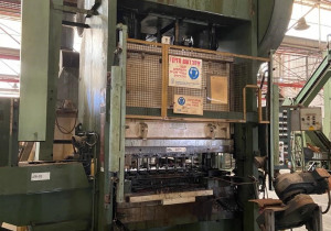 VERSON T.B2-300.60.30 eccentric press