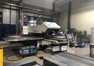 CNC Laser punching machine TRUMPF TruMatic 7000