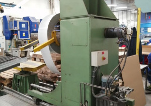 Eccentric press Müller 160 T