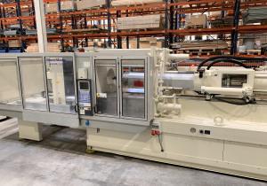Krauss Maffei KM 500-2700 C1 Injection moulding machine