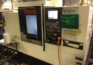 2013 Mazak Quick Turn Smart 200M Lathe