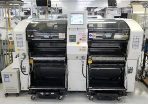 Panasonic CM602-L (Type A-2) High Speed Placement Machine (2012)