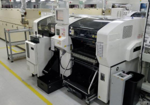 Panasonic CM602-L (Type D-0) Multi-Functional Placement Machine (2012)
