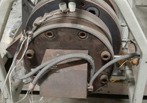 Graham Engineering Rotary Wheel CO-EX Blow Molding Machine