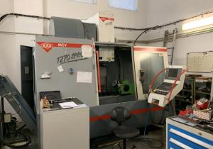Cnc Vertical Machining Center Mcv 1270 Sprint