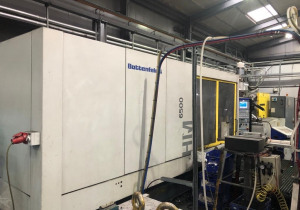 Battenfeld 6500/7700 Injection moulding machine