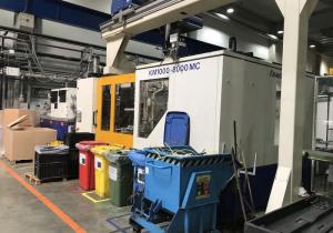 Injection Moulding Machine Krauss Maffei 1000-8000Mc