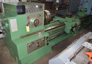 26/28″ X 120″ Wmw/Niles Heavy-Duty Gap-Type Engine Lathe