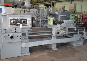"20″/20.5″ X 78″ Lodge & Shipley ""Powerturn"" Engine Lathe W/Taper Attachment"