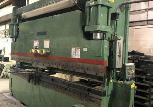 Used Cincinnati Model 175Cb-12 175 Ton X 14′ Hydraulic Cnc Press Brake, Year 1994
