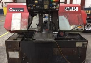 AMADA HFA400W AUTOMATIC HORIZONTAL BAND SAW