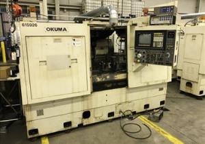 OKUMA GP-36F CNC