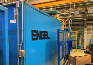 Used 800 Ton Engel Es5550/800 Duo Injection Molding Machine