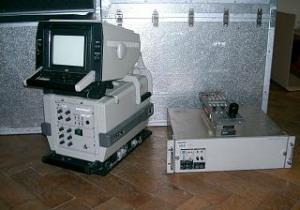 Sony BVP-370 P camera