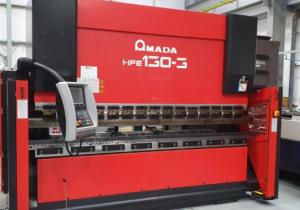 Cnc Press Brake Amada Hfe 130-3, 2004 Year