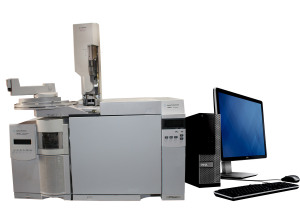 Agilent 7820A GC with 5975C MSD, and 7683 Injector and Tray