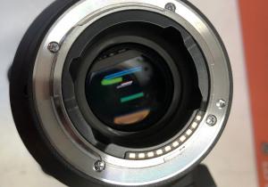 Sony PZ 18-110 F4 E-mount zoom lens