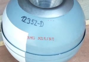 Sphère gyroscopique Sperry MK1 sans mercure