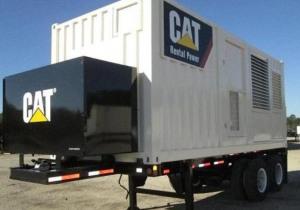 2007 Caterpillar Xq Pm1000 Generator Set